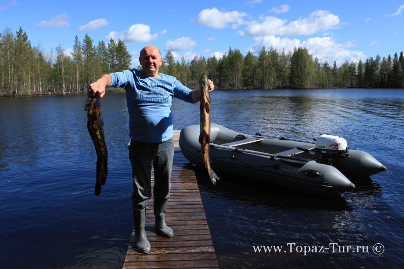 карелия софпорог рыбалка